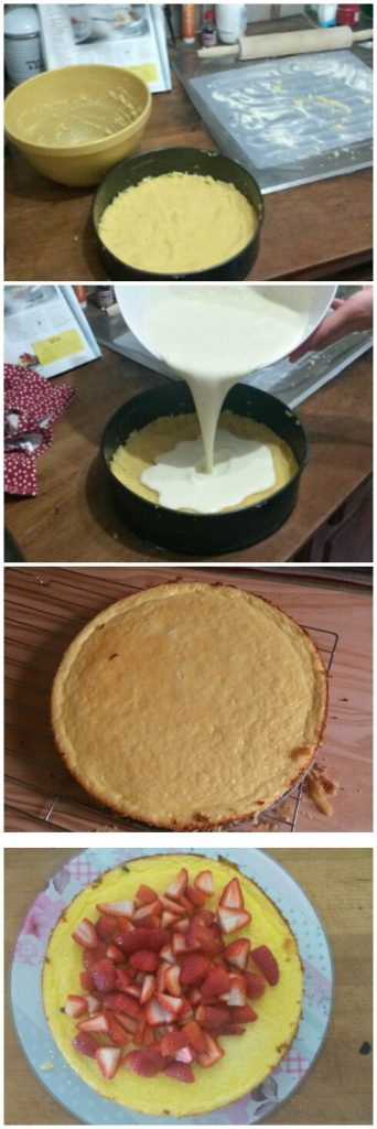 Katherine Bodmer, a little bit of crazy LCHf Cheese cake